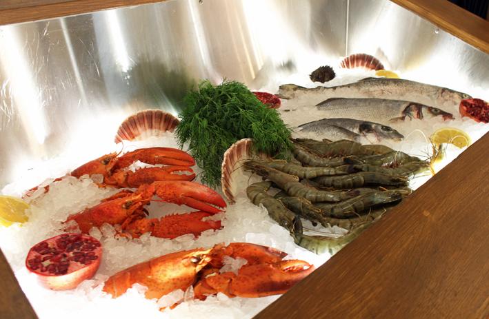 Fishmarket_äyriäisbaari