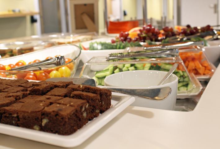 Eckerö line_lounaspöytä