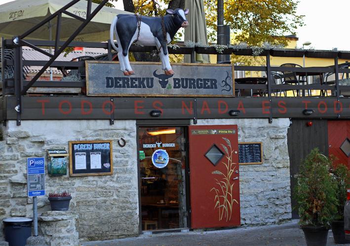 Dereku burger