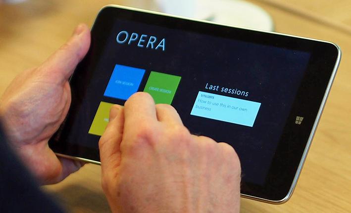 opera-sovellus