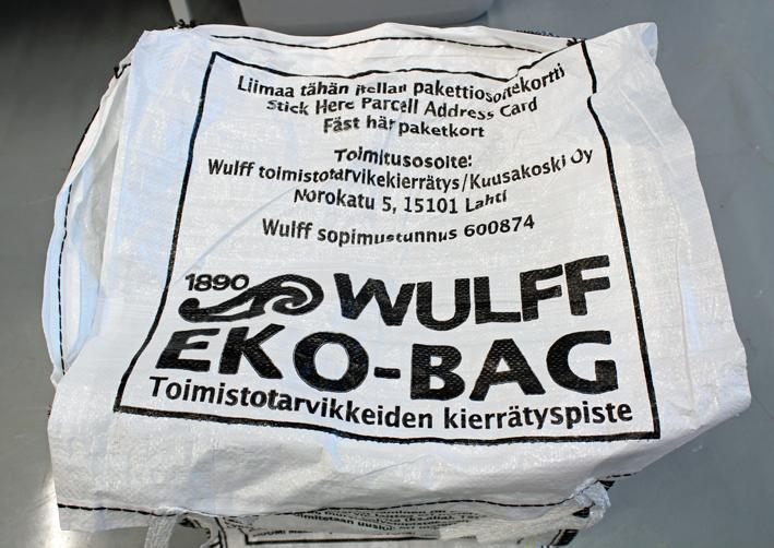 Wulff ecobag