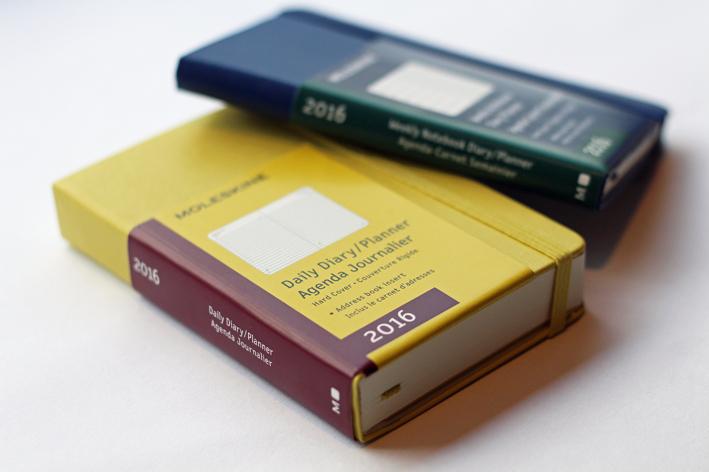 Klassiset muistikirjat