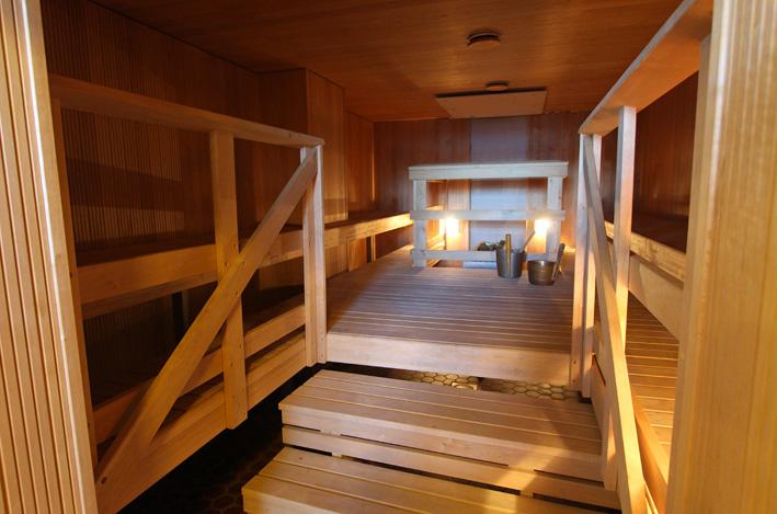 Oittaan sauna
