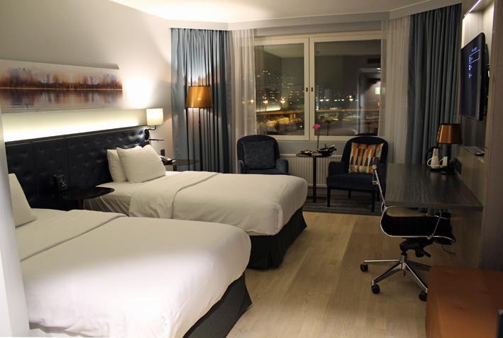 Hilton strand hotellihuone