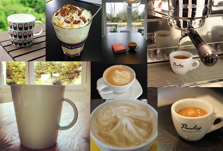 kahvihetkiä