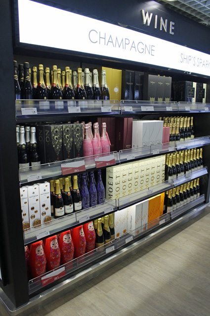 silja europa champagne