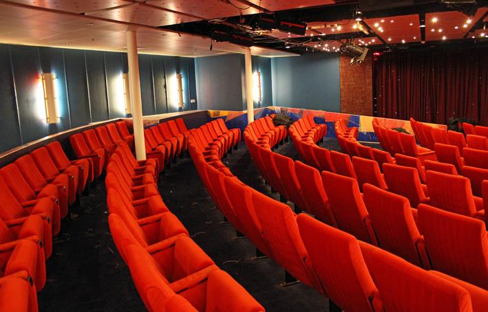 silja europa teatteri europa