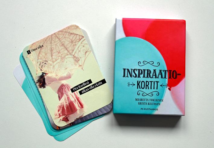 Inspiraatiokortit