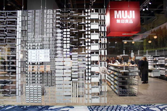 Muji pop up