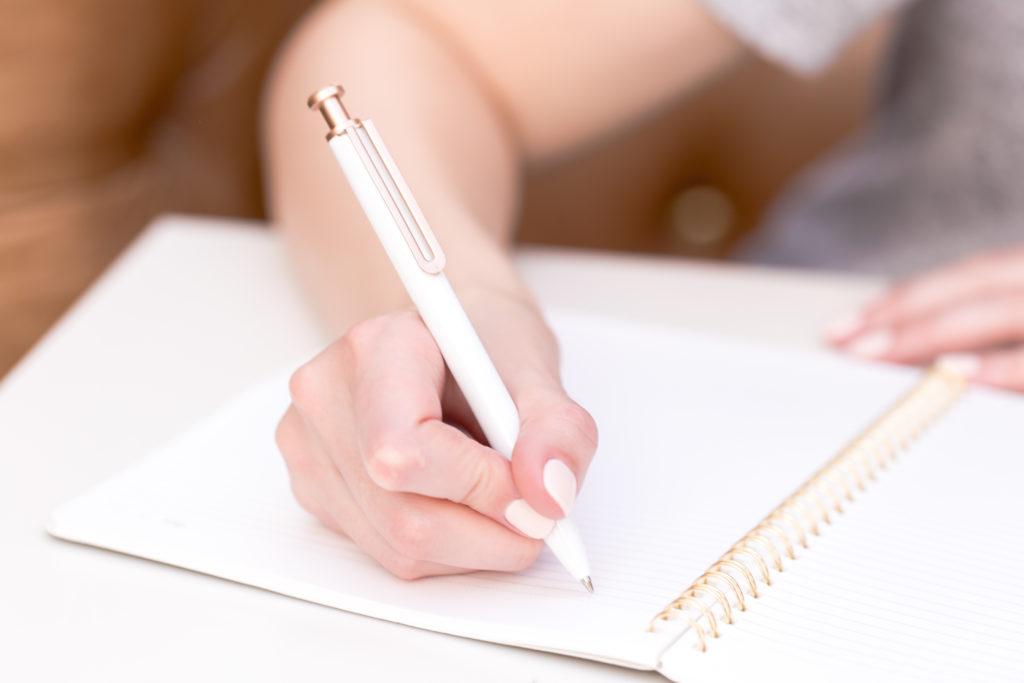 käsin kirjoittamisen päivä
